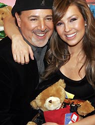 Nuevo Video : Tommy Mottola, about the birth of son Matthew Alejandro (Escandalo)