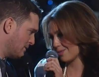 thalia y buble