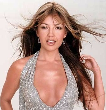 Thalia estas son las fotos m s cool del d a noticias 24 for Noticias del dia espectaculos argentina