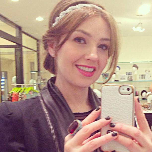 nuevas fotos de Thalia...