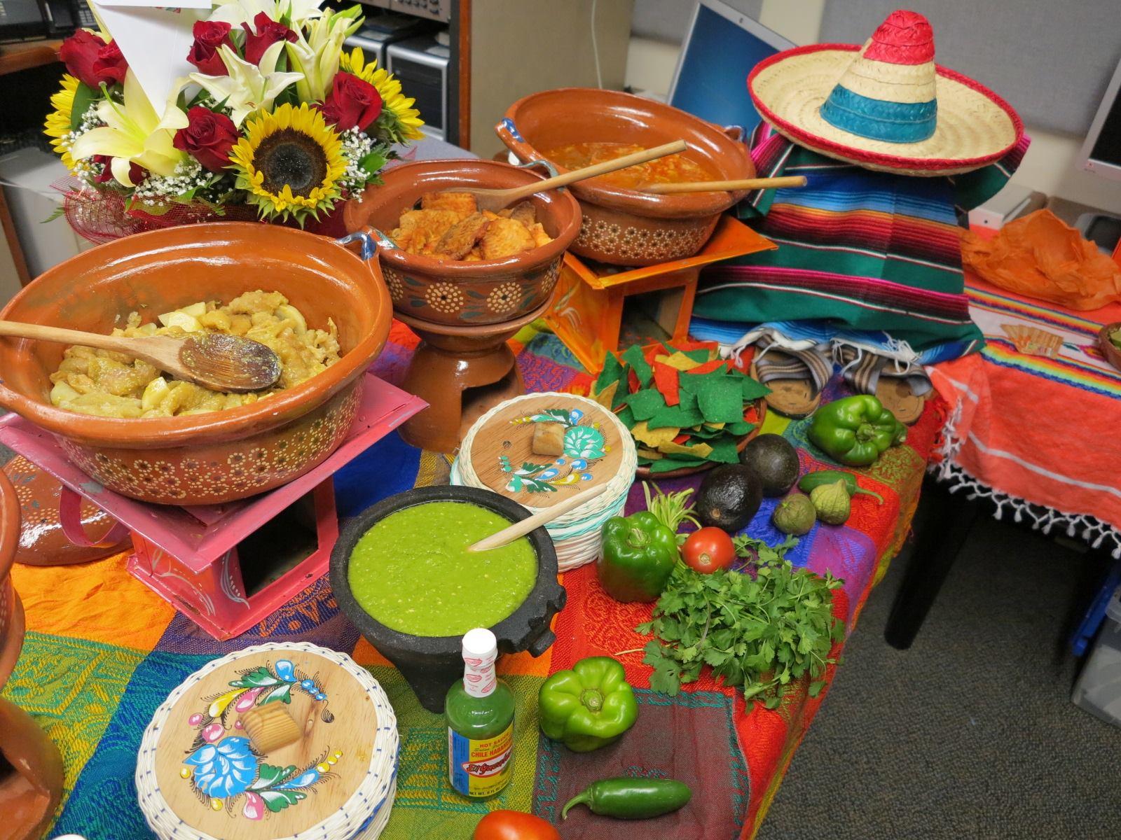 Viaggio viaggi di gruppo individuali in messico for Decoracion de comida