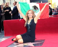 Thalia Honored On The Hollywood Walk Of Fame