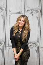 NEW YORK, NY - OCTOBER 20: Actress Thalia attends the AOL BUILD Presents: Thalia at AOL Studios In New York on October 20, 2015 in New York City. (Photo by Ryan Liu/WireImage)