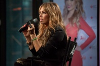 NEW YORK, NY - OCTOBER 20: Thalia attends 'AOL BUILD Presents: Thalia' at AOL Studios In New York on October 20, 2015 in New York City. (Photo by Santiago Felipe/Getty Images)