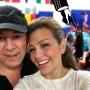 Thalia y Tommy Mottola festejan por adelantado el octavo cumpleaños de su hijaSabrina